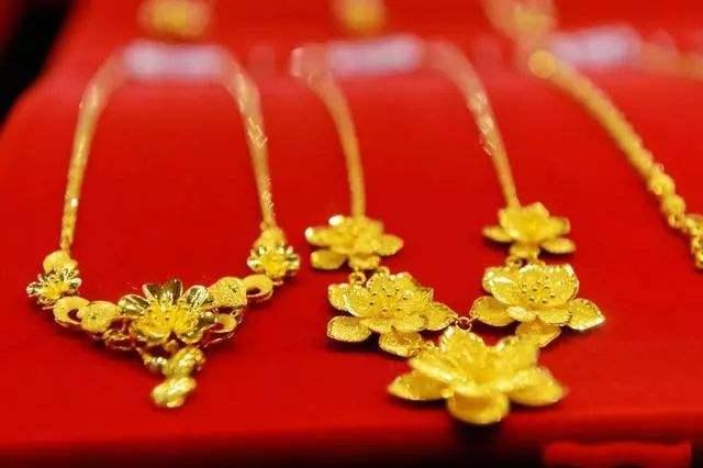 深圳回收黄金首饰