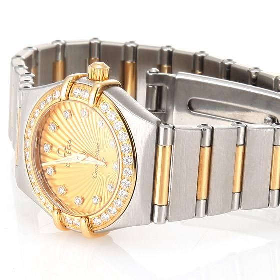 欧米茄星座手表回收