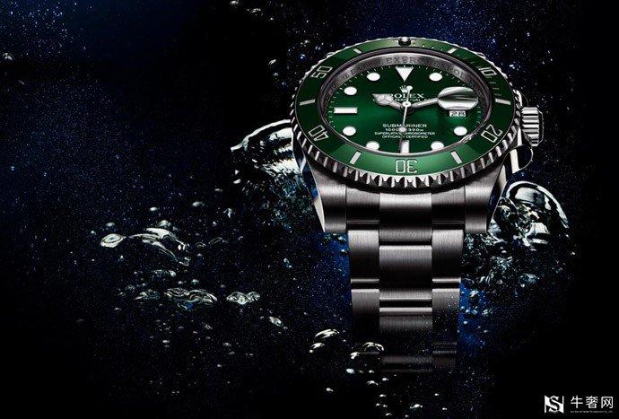 深圳劳力士绿水鬼手表回收