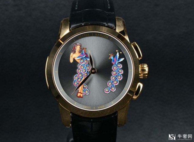深圳雅典手表回收价格是多少钱?