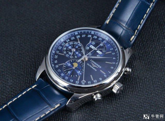 深圳浪琴手表回收