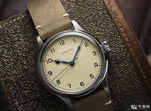 深圳浪琴优雅系列手表回收价格怎么样?
