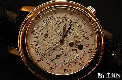 深圳如今百达翡丽手表回收一般几折