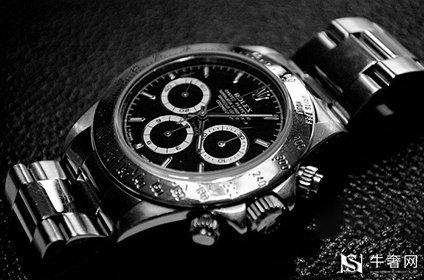 断货王劳力士黑钢迪手表有回收价值吗