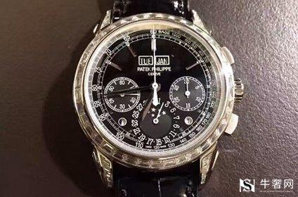 深圳二手百达翡丽手表回收