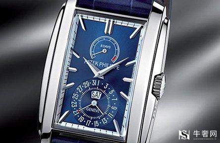深圳百达翡丽Calatrava周历手表回收去哪