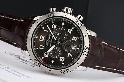 深圳宝玑手表的回收